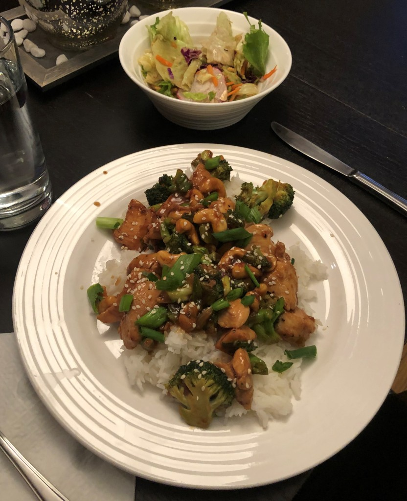 Here's a durable, easy to prepare version of everyone's favourite Asian takeout dish, cashew chicken
