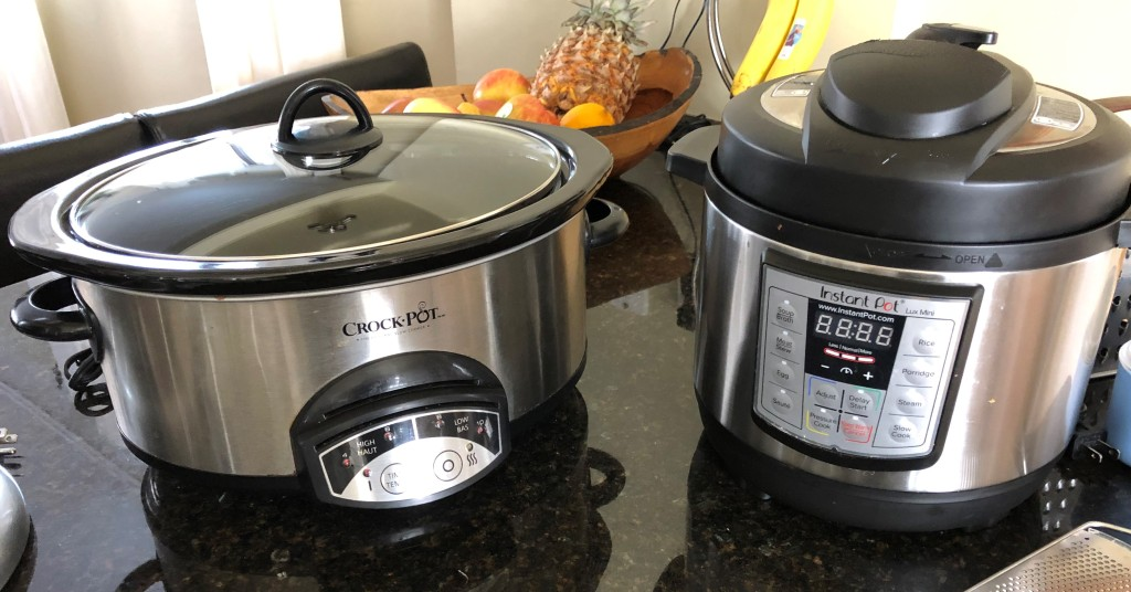 20 years ago I bought my CrockPot slow cooker... nowadays I'd buy an Instant Pot... these are Number 3 in the Veteran Tool hit parade